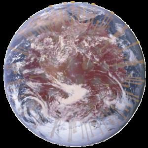 zweigt wie Corona die Erde erfasst hat
